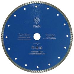 DIAM Turbo Leader 000487 алмазный круг для бетона 180мм Diam По бетону Алмазные диски