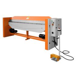 Станок листогибочный сегментный электромеханический Stalex EFMS 3020 Stalex Электромеханические Листогибочные прессы