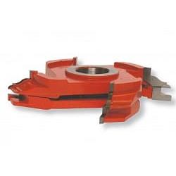 Комплект фрез для изготовления мебельных фасадов AQUILA ( LWW ) CMT Насадные с напайными ножами Фрезы по дереву