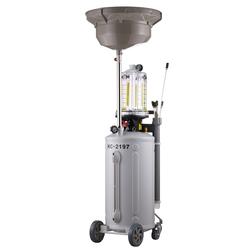 Atis HC 2197 Вакуумная установка для маслозамены через щупы со сливной воронкой и предкамерой, 80л. Atis Слив и замена масла Замена жидкостей